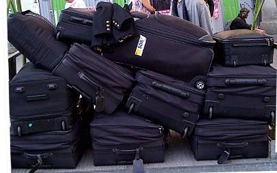 suit cases